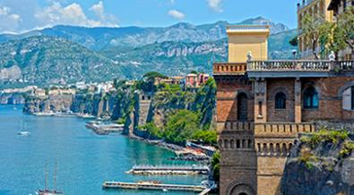 Italia: La Campania Al Completo Plus