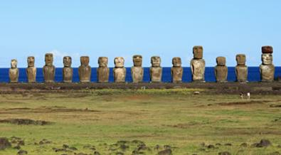 Norte de Chile e Isla de Pascua Al Completo