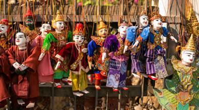 Myanmar-Birmania: Myanmar Al Completo A Tu Aire