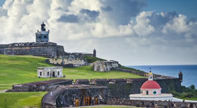 Puerto Rico: La Isla Dorada