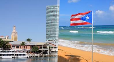 Miami - Puerto Rico: La Herencia Hispana