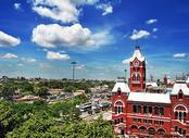 Vuelos baratos Madrid Chennai, MAD - MAA