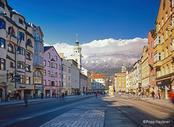 Vuelos Madrid Innsbruck, MAD - INN