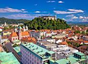 Vuelos baratos Bruselas Liubliana, BRU - LJU