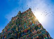 Vuelos Madrid Madurai, MAD - IXM