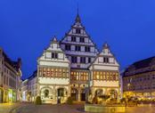 Vuelos baratos Madrid Paderborn, MAD - PAD