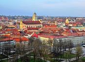 Vuelos Madrid Vilnius, MAD - VNO