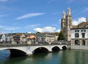 Vuelos baratos Sevilla Zurich, SVQ - ZRH