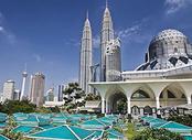 Vuelos baratos Santander Kuala Lumpur, SDR - KUL