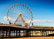 Vuelos baratos Málaga Blackpool, AGP - BLK