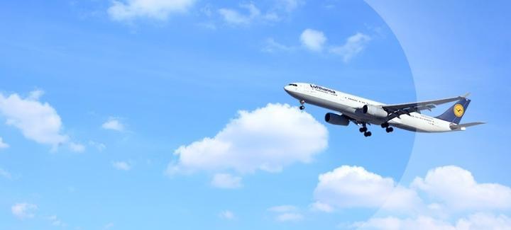 Lufthansa te lleva donde quieras ir.