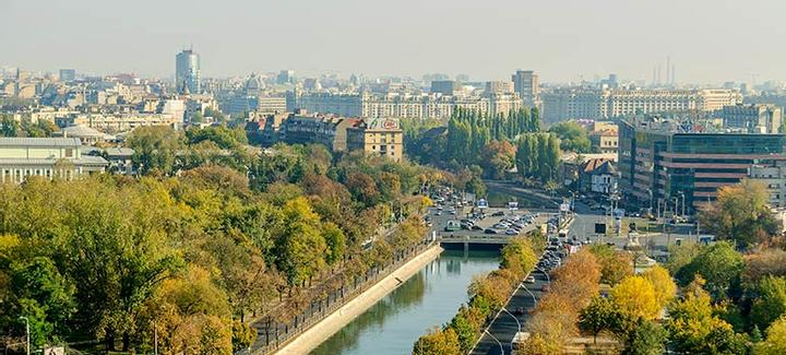 Mejor precio de Valencia a Bucarest