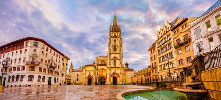 Vuelos baratos de Girona a Asturias