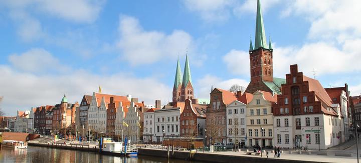 Vuelos baratos de Mallorca a Lübeck