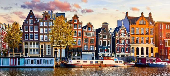 Mejor precio de Bilbao a Ámsterdam