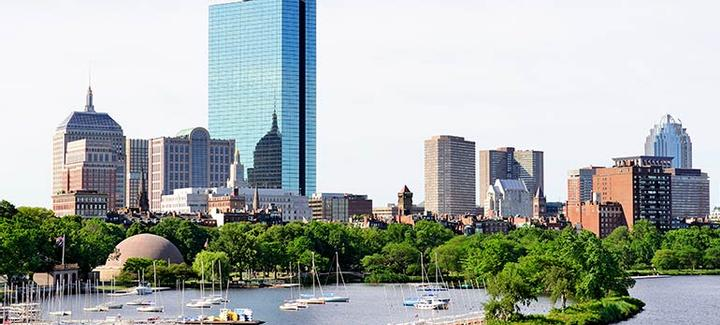 Mejor precio a Boston