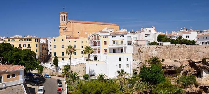 Vuelos baratos a Menorca
