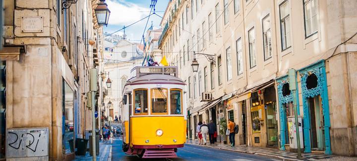 Mejor precio de Vigo a Lisboa