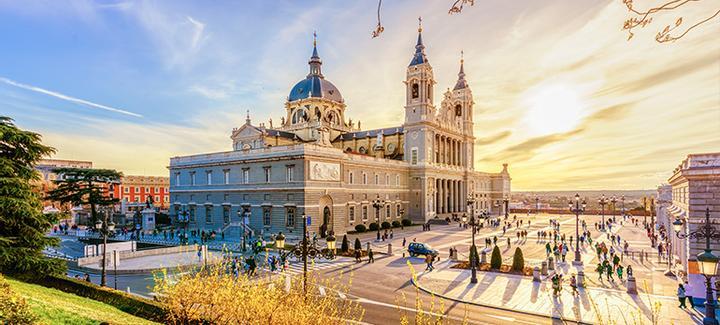 Vuelos baratos de Punta Cana a Madrid