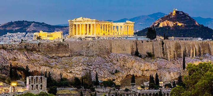 Mejor precio de Barcelona a Atenas