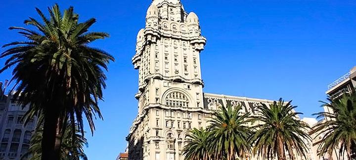 Mejor precio de Santiago de  Chile a Montevideo