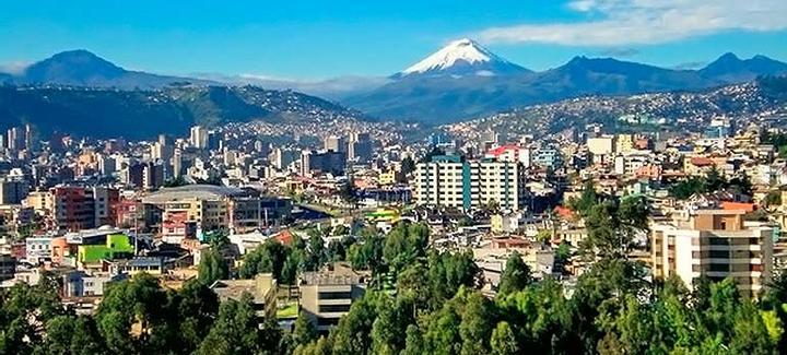 Vuelos baratos a Ecuador