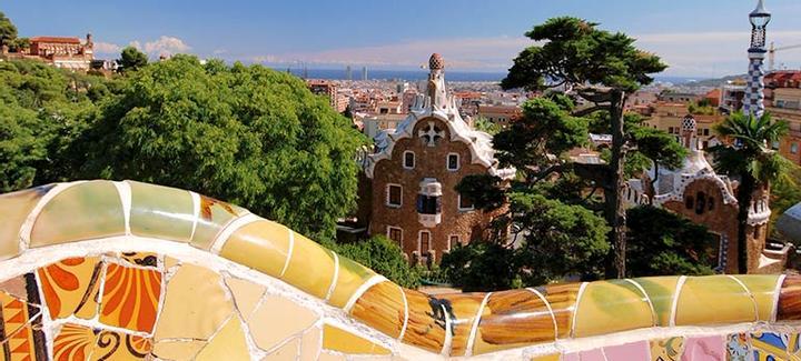 Vuelos baratos de Granada a Barcelona