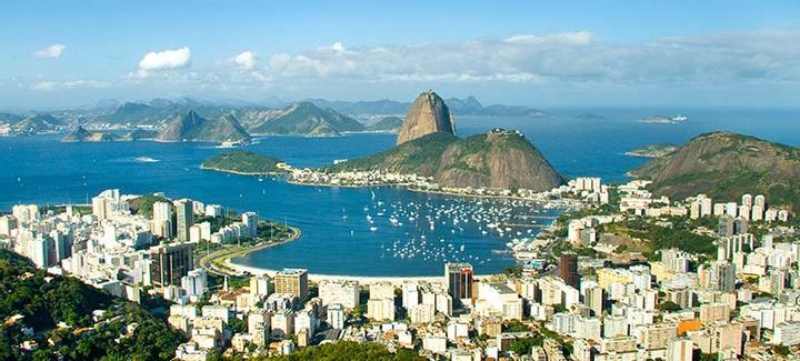 Mejor precio de Valencia a Rio de Janeiro