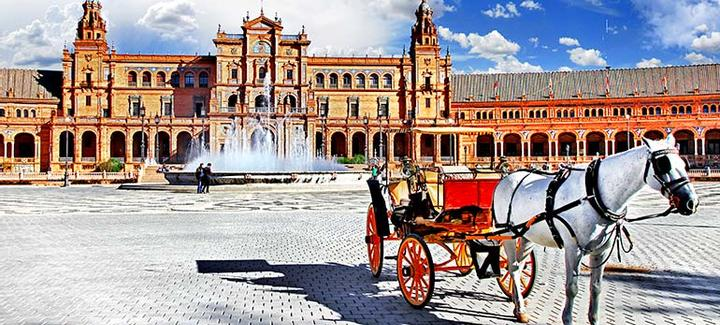 Mejor precio de Murcia a Sevilla