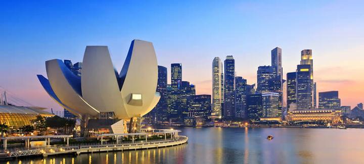Mejor precio a Singapur