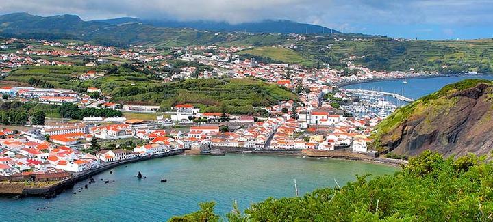 Mejor precio de Lisboa a Horta