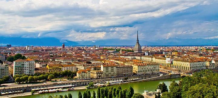 Vuelos baratos de Madrid a Turín