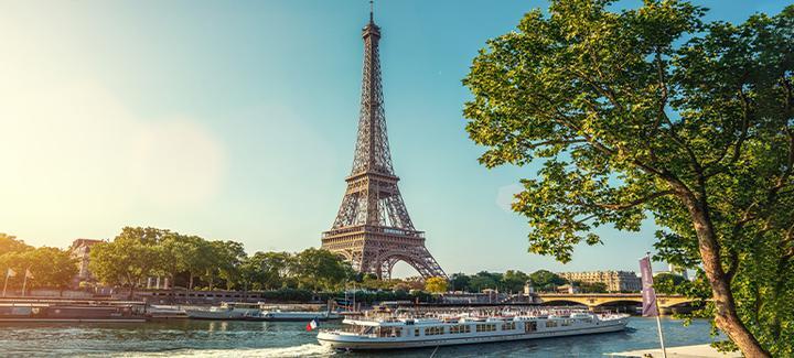 Mejor precio de Tenerife a París