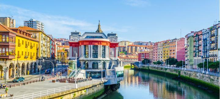 Mejor precio de Berlín a Bilbao
