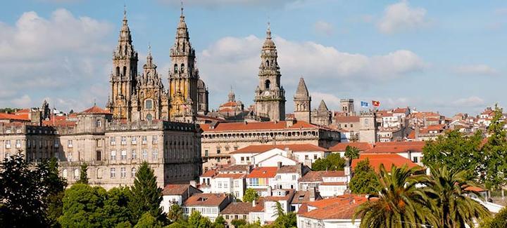 Vuelos baratos a Santiago de Compostela