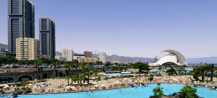 Mejor precio de Bilbao a Tenerife