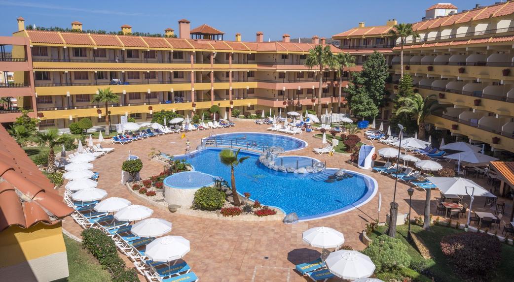 Aparthotel hovima jardin caleta en la caleta tenerife for Aparthotel hovima jardin caleta tenerife