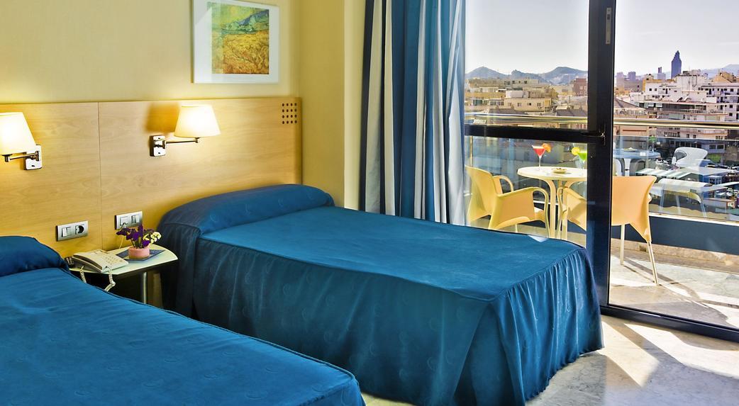 Мадейра отель бенидорм шоппинг