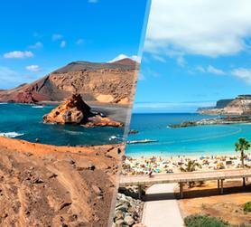 Islas Canarias: Lanzarote y Gran Canaria