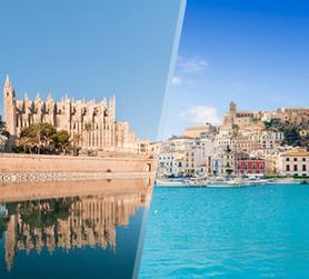 Islas Baleares: Mallorca e Ibiza