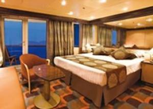 Categoría PS - Panorama Suite con balcón PS