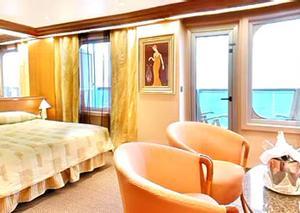 Categoría GS - Gran Suite con balcón GS