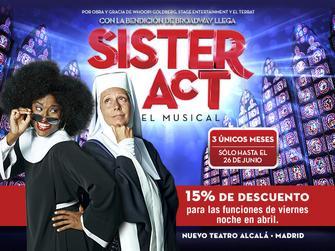 Sister Act - Madrid