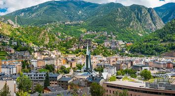 Andorra - Paisaje y Hábitat Urbano | notengoplan
