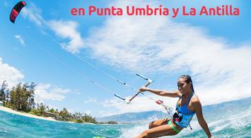 Kitesurf en Punta Umbría y La Antilla | notengoplan