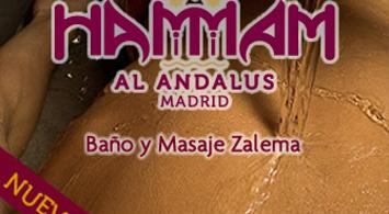 Hammam Al Ándalus Madrid - Baño y Masaje Zalema   notengoplan