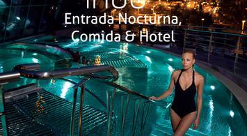 Inúu: Entrada Nocturna + Comida + Hotel | notengoplan