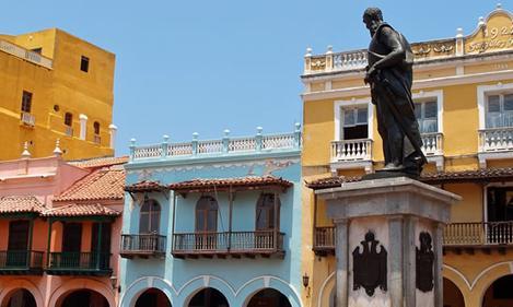 Colombia: Bogotá, Cartagena de Indias y San Andrés Al Completo