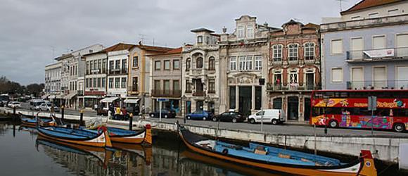 Hoteles en Aveiro