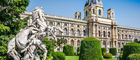 Hoteles en Viena